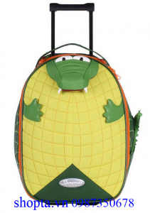 Samsonite Crocodile Suitcase