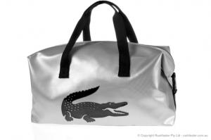 Lacoste Techno Croc Croc Expandable Duffle
