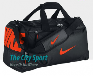 Nike Max Air Team Training Duffel Bag S