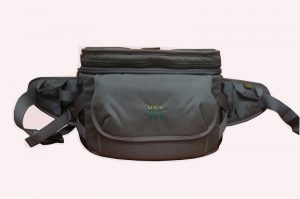 Forest Green Camera Shoulder Bag