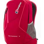 Balo laptop Berghaus Twentyfourseven Red