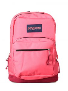 Balo laptop JanSport Right Pink