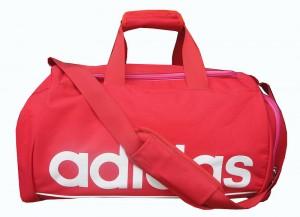 Adidas Red Duffel