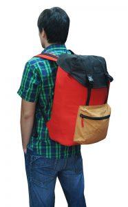 FOX 250 Laptop Backpack (Màu Đỏ)