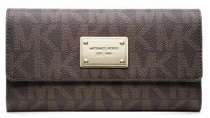 Micheal Kors Checkbook Wallet