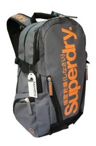 Superdry Classic Tarpaulin Backpack (Màu Xám)