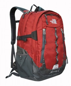 The North Face Surge II Backpack (Màu Đỏ 1)