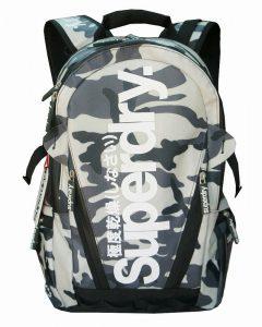 Superdry Classic Tarpaulin Backpack (Màu Rằn Ri)