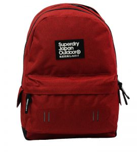 Superdry Montana Backpack (Màu Bordeaux)