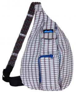 Kavu Rope Bag (Màu Caro Trắng)
