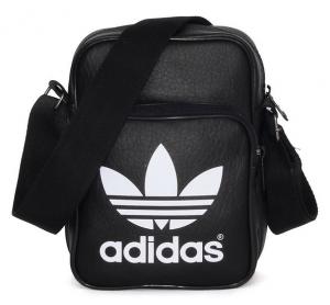 Adidas Originals Classic Mini Bag (Màu Đen/Trắng)
