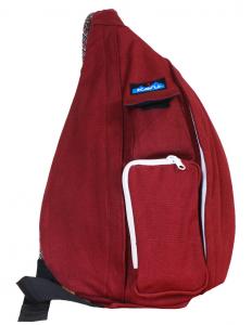 Kavu Rope Bag (Màu Đỏ Bordeaux)