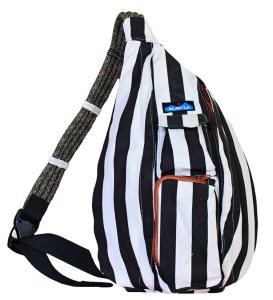 Kavu Rope Bag (Màu Sọc Trắng/ Đen)
