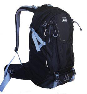 Rei Lookout 40 Backpack (Màu Đen)