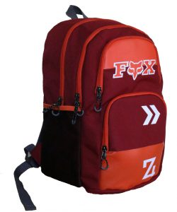 FOX Z4 Laptop Backpack (Màu Bordeaux)