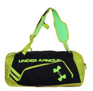 Under Armour UA Storm Contain Backpack Duffel (Màu Đen/Vàng Chanh)