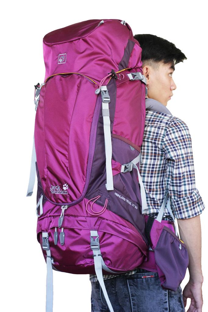 Balo Jack Wolfskin Highland Trail XT 60 – Balo Hàng Hiệu