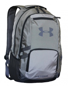 Under Armour UA Hustle Backpack (Màu Xám)