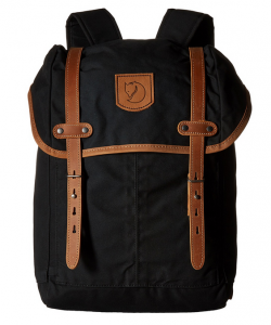 Fjallraven Rucksack No.21 Medium (Màu Đen)