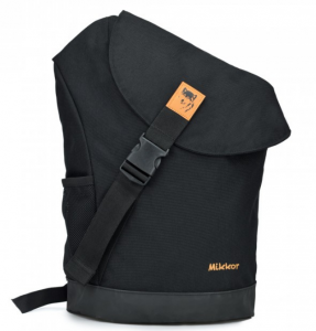 Mikkor The Arnold Backpack (Màu Đen)