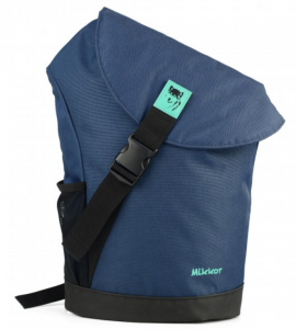 Mikkor The Arnold Backpack (Màu Navy)