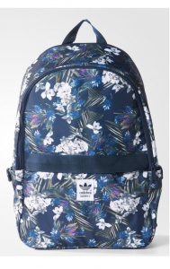 Adidas Dark Floral Backpack