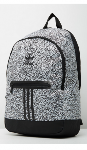 Adidas Graphic Essentials Backpack (Màu Trắng)