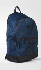 Adidas Graphic Essentials Backpack (Màu Navy)