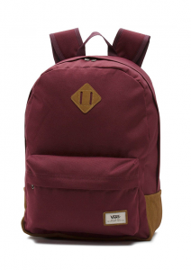 Vans Old Skool Plus Backpack (Màu Bordeaux)