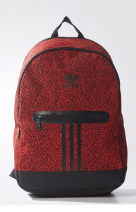 Adidas Graphic Essentials Backpack (Màu Đỏ)