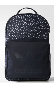 Adidas Original Classic Graphics Backpack (Màu Navy/Trắng)