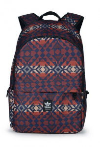 Adidas Graphic Essentials Backpack – Màu Nâu Đỏ