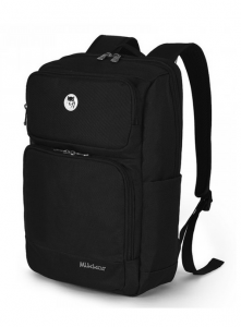 Mikkor The Ives Backpack – Màu Đen