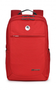 Mikkor The Edwin Backpack – Màu Đỏ