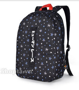 Adidas Pharrell Williams HU Backpack – Màu Đen 2