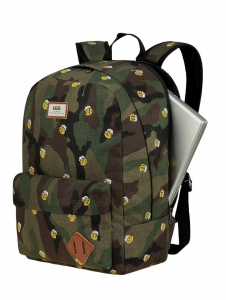 Vans Old Skool Plus Backpack – Màu Camo