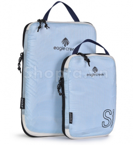 Eagle Creek Pack-It Specter Tech™ Compression Cube Set S/M – Màu Indigo Blue