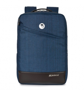 Mikkor The Norris Backpack – Màu Navy