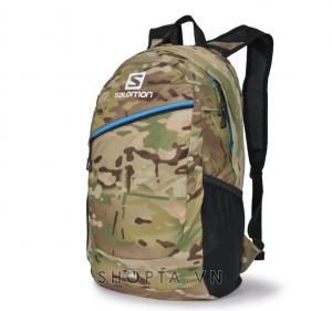 Salomon Packable 20 Backpack – Màu Camo