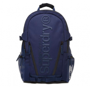 Superdry Buff Tarp Backpack – Màu Navy