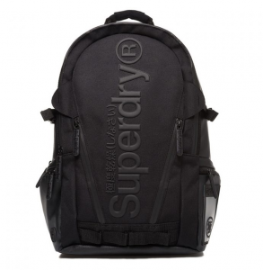 Superdry Buff Tarp Backpack – Màu Đen