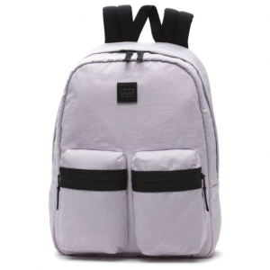 Vans Double Down Backpack – Màu Lavender Fog