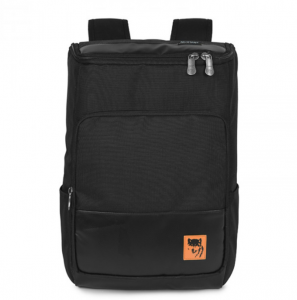 Mikkor The Victor Backpack – Màu Đen