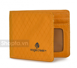 Eagle Creek RFID Bi-Fold Wallet – Màu Sahara Yellow