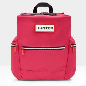 Hunter Top Clip Backpack – Màu Hồng