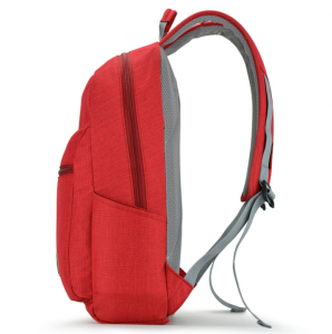 Mikkor The Clarence Backpack – Màu Đỏ
