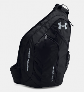 Under Armour Compel Sling Backpack – Màu Đen