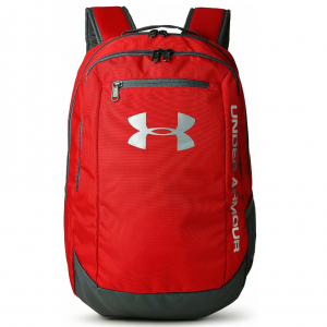 Under Armour Hustle Backpack – Màu Đỏ