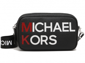 Michael Kors Lacey Small Camera Bag – Màu Đen