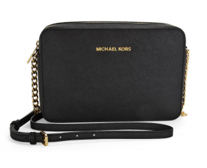 Michael Kors Jet Set Travel Oyster Large Crossbody – Màu Đen